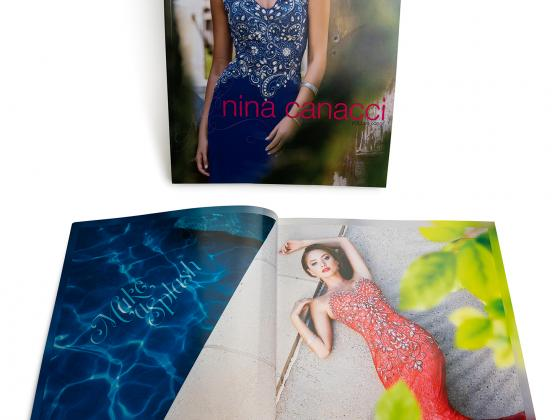 Fashion perfect bind, catalog, offset