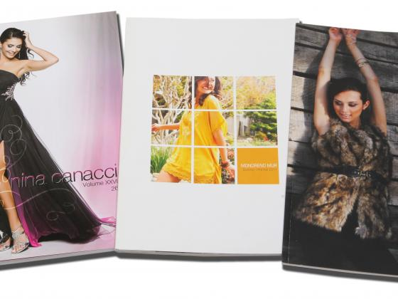 Lookbooks, Catalog